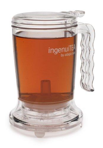 Adagio Teas ingenuiTEA Iced Tea Teapot,clear,28 oz