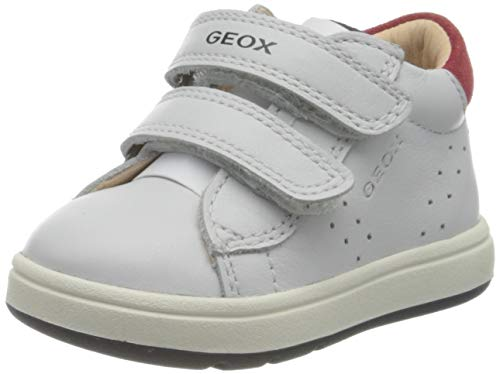GEOX Baby Boy B BIGLIA BOY D SHOES WHITE/NAVY_23 EU