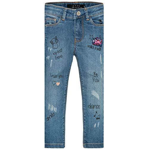 JETTE by STACCATO Jeans Slim FIT, Stretch, Applikationen, für Mädchen Gr.92