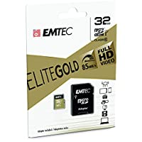 EMTEC Gold+ microSDHC 32