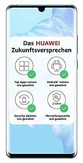 HUAWEI P30 Pro Dual SIM Smartphone Bundle (16,434 cm (6.47 Zoll), 128GB interner Speicher, 8GB RAM, 40MP + 20MP + 8MP Hauptkamera, 32MP Frontkamera, Android 9.0, EMUI 9.1) Mystic Blue (B07XD3BJ6N) | Amazon price tracker / tracking, Amazon price history charts, Amazon price watches, Amazon price drop alerts