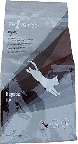 3kg Trovet HLD Hepatic Diätfutter Katzenfutter