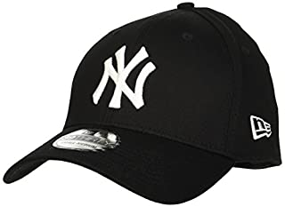 New Era MLB Basic NY Yankees 39THIRTY Stretch Back Black Casquette Homme, Noir, FR : S-M (Taille Fabricant : S-M) (B003I62Q0K) | Amazon price tracker / tracking, Amazon price history charts, Amazon price watches, Amazon price drop alerts