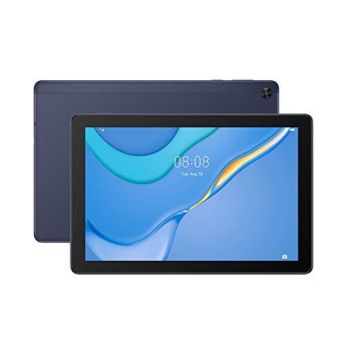 Huawei MatePad T 10 WiFi Tablet, HD-Display mit 24,6 cm (9,7 Zoll), Prozessor Kirin 710 A, 2 GB RAM, 32 GB ROM, Dual-Lautsprecher, EMUI 10.1 & AppGallery, Deepsea Blue
