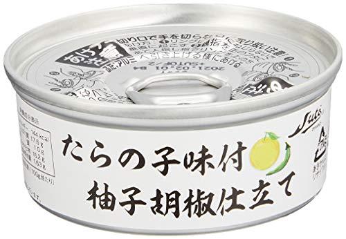 ストー たらこ味付 柚子胡椒仕立て 70g ×6個