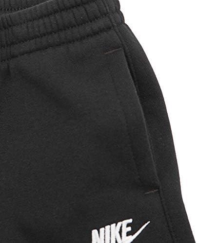 Nike Kids Boy's Club Fleece Rib Cuff Pants (Little Kids)