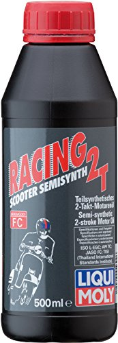 LIQUI MOLY 1622 Racing Scooter 2T Semisynth 500 ml