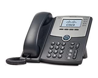 Cisco SPA504G 4-Line IP Phone with 2-Port Switch, PoE and LCD Display, Silver, Grey (Power Supply not Included) (B002HXW984)   Amazon price tracker / tracking, Amazon price history charts, Amazon price watches, Amazon price drop alerts