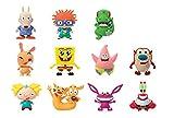 Nickelodeon 63230 Classics 3D - Bolsas de Espuma coleccionables, Multicolor