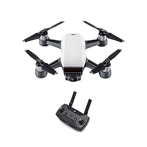 DJI Spark (Version UE) + Radiocommande - Quadricoptère avec Caméra...