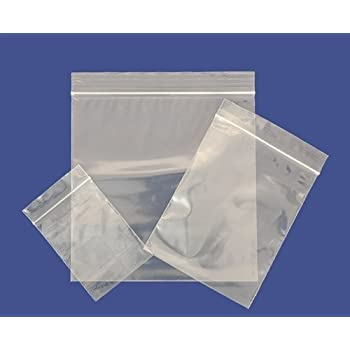 """10/"""" x 14/"""" inch Clear Grip Seal Grip Seal Plastic Resealable Bags Free Postage"""