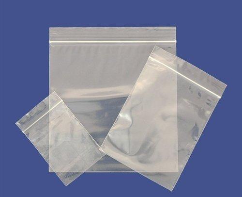 Grip Seal Bags 2.25 x 3 Inch Strong Reusable Zip Lock