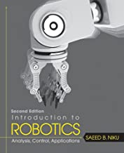 introduction to robotics analysis systems applications