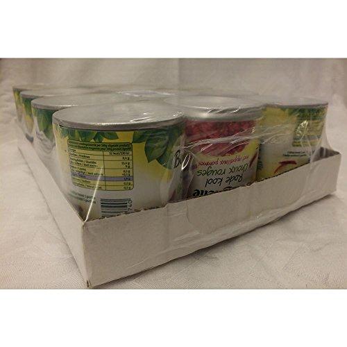 Bonduelle Cavolo rosso mela Rode Kool Appel sano verdure in scatola 200G