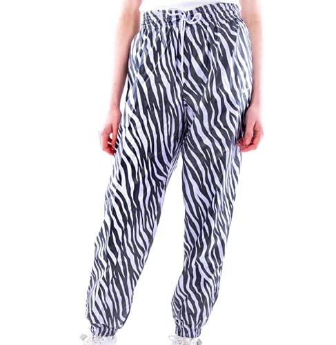 Nike Pantalón de mujer Glicine-negro DC5292 596 Glicine-black L