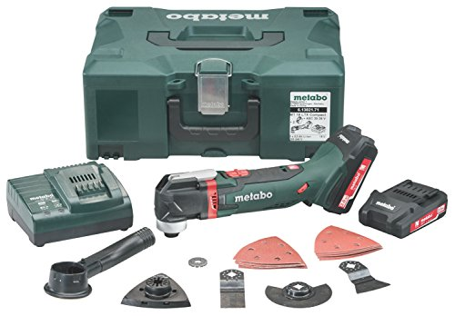 Metabo 613021710 Akku-Multitool 18V MT18LTX Compact