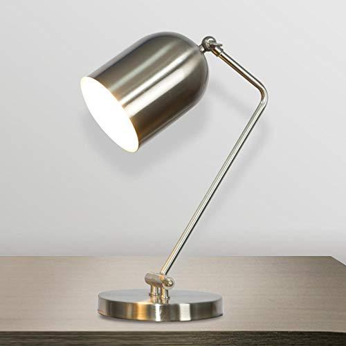 Licht Tafellampen Nachtlamp Lezen Licht Bureau Verlichting Moderne Minimalistische Bureau Hotel Tafellamp Slaapkamer Woonkamer Persoonlijkheid Creatief@Zand Nikkel