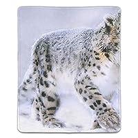 マウスパッド 動物ネコ自然ヒョウ ゲームパッド ゲームプレイマット