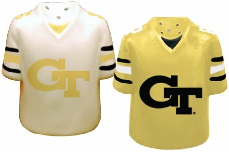 Georiga Tech Yellowjackets Gameday Salt and Pepper Shaker by Memory Company