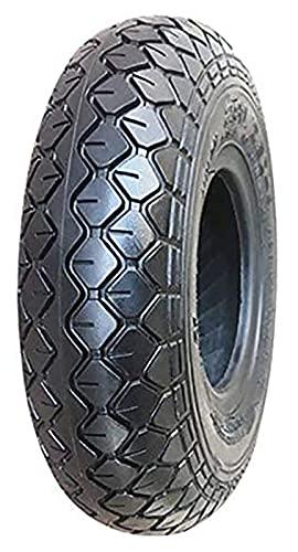 Neumáticos para patinetes eléctricos,neumáticos interiores y exteriores antideslizantes de 2.80/2.50-4,neumáticos con cúpula de 4 capas resistentes al desgaste,adecuados para accesorios de neumáticos