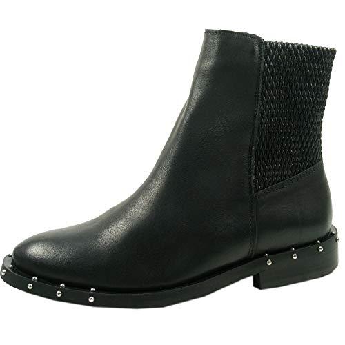 Bronx Bwagonx 46991-E-01 Schuhe Damen Chelsea Boots Biker Stiefeletten, Schuhgröße:38 EU,...