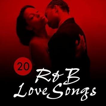 20 R&B Love Songs