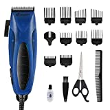 Hair Clippers SUPRENT Corded Professional Hair Clippers for Men,...
