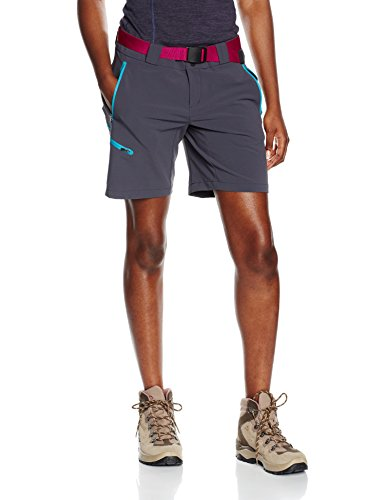 ORTOVOX Damen Shorts Brenta, Black Steel, L