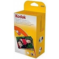 Kodak G-100 EasyShare Printer Dock Color Cartridge & Photo Paper Refill Kit by Kodak [並行輸入品]