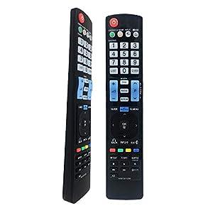 FOXRMT Nueva sustitución LG AKB72914293 Mando a Distancia para LCD ...
