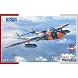 Special Hobby Maquette Avion : DH.100 Vampire FB.6