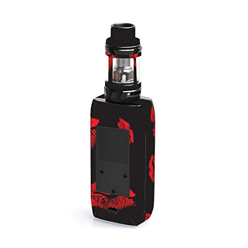 MightySkins Skin Compatible with Vaporesso Revenger X - Kiss Me | Protective, Durable, and Unique Vinyl Decal wrap Cover | Easy to Apply, Remove, and Change Styles | Made in The USA