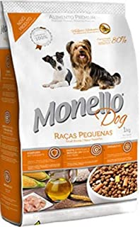 MONELLO DOG DRY FOOD SMALL BREED 1KG