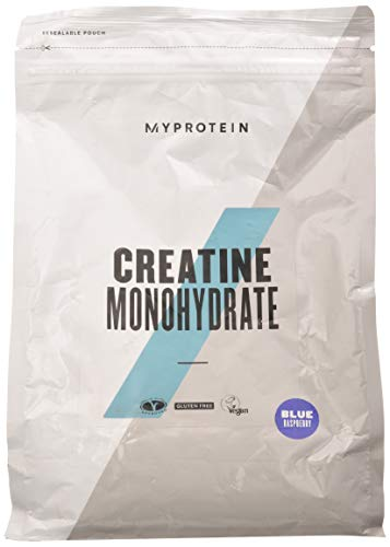 Myprotein Creatine Monohydrate V2 Supplement, Blue Raspberry, 1 kg