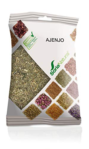 IJSALUT - Ajenjo, Bolsa Soria Soria Natural 40 Gr.