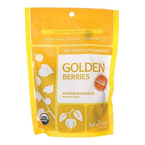 Navitas Naturals - Goldene Beeren (Stachelbeeren) bestätigten organisches - 8 Unze.