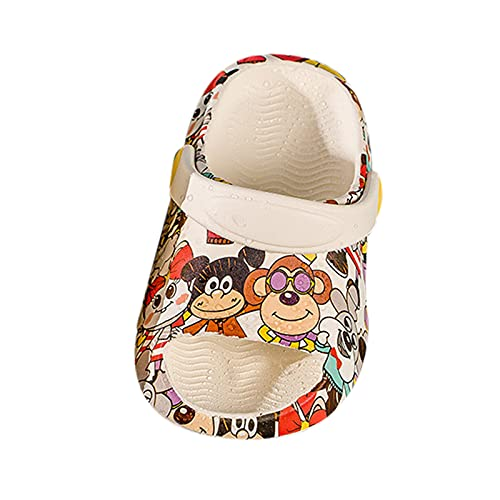 YWLINK Zapatillas De Dibujos Animados para NiñOs,Sandalias NiñA NiñO Verano Linda De Dibujos Animados Playa Sandalias Zapatillas Flip Zapatos Antideslizante Bebe Chicos Chicas Zapatos Calzado