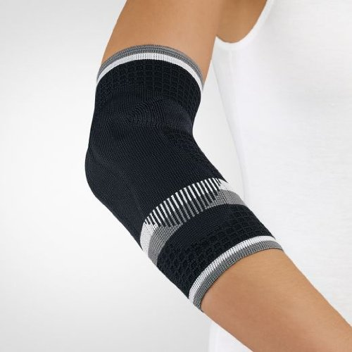 Bort EpiBAsic Ellenbogen-Bandage Medium schwarz