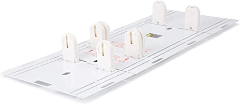 TOGGLED 41-01846 41-01846 8' to 4' Fixture Conversion Kit (Fluorescent to LED Tubes)