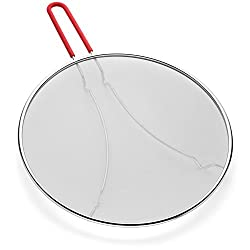 Silicone splatter guards for frying pans 1 Kitchen Affairs