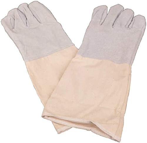 Philadelphia Mall Sacramento Mall Welding Gloves Bbq Leather For Weldin Forge
