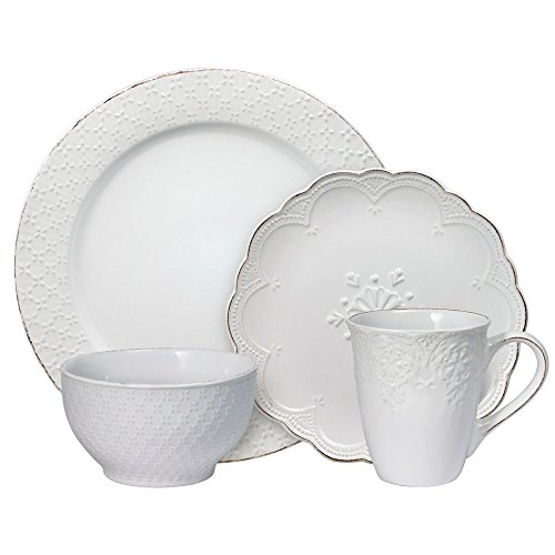 Black Matte Dinnerware Set