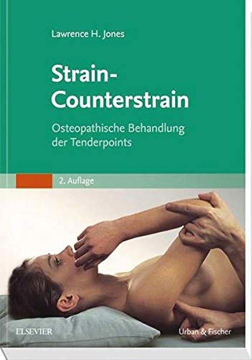 Strain-counterstrain: osteopathische behandlung der tenderpoints (tedesco) 978-3437562211