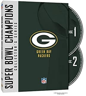 NFL Super Bowl Collection - Green Bay Packers