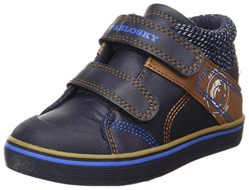 Zapatillas Lona Niño Pablosky Azul 964525 23