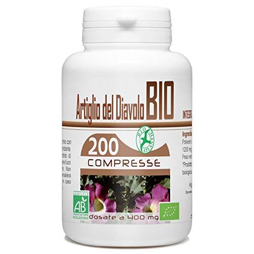 Harpagophytum Bio 400mg - 200 compresse