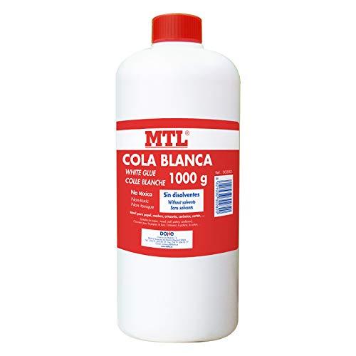 DOHE Bote cola blanca multiusos 1 litro