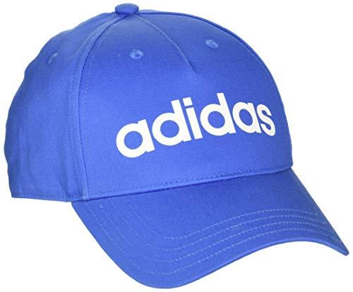 adidas Unisex Daily Cap Schirmmütze, Blau (Blue Dw4947), (Herstellergröße: One Size)