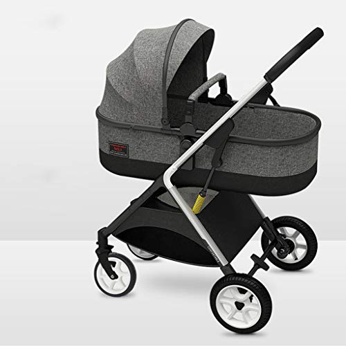 For Sale! TXTC Baby Stroller for Newborn and Toddler,Convertible Pushchair Stroller Compact Single...