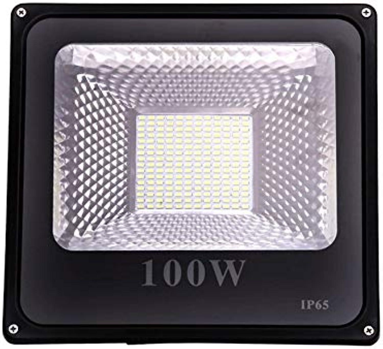 XEX LED Strahler Mit, Sicherheitslicht Im Freien Wasserdichtes Arbeitslicht IP66, 6000K Passend Für Garten Werkstatt Anschlagtafel Beleuchtung (Farbe   150W)